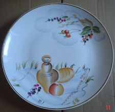 Very Large Decorative Collectors Plate MADE IN USSR