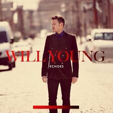 WILL YOUNG echoes (CD, album) electro, synth pop, ballad, very good condition
