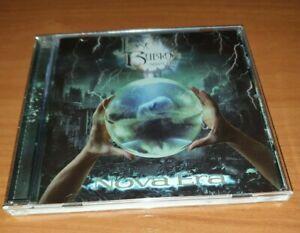 JOSE RUBIO-NOVA ERA CD -spanish metal-WARCRY-MAGO