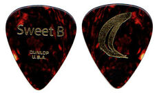 KEITH URBAN Guitar Pick : - 2008 Love Pain Tour - Sweet B tortoise gold