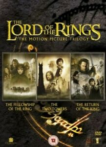The Lord of the Rings Trilogy (Theatrical Edition Box Set) [DVD] - DVD  CIVG The