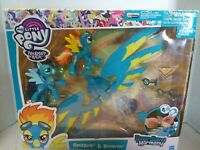 My Little Pony Guardians of Harmony Spitfire and Soarin Wonderbolts