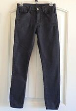 Siwy USA Womens Ladonna Skinny in It's Magic Stretch Biack Jeans SZ 27