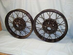 2-21 INCH WHEELS FORD FRONT REAR COUPE SEDAN PICKUP ROADSTER