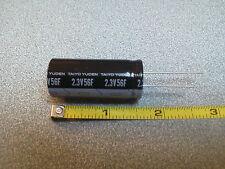 Taiyo Yuden, Polyacene Capacitor, PAS1840LA2R3566, 56F, 2.3V
