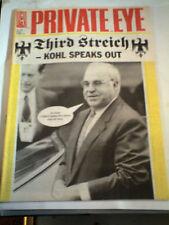 Private Eye Magazine 793 8th May 1992 Third Streich FINE / VF
