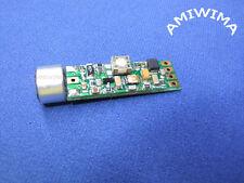 MICROPHONE AMPLIFIER ALC LIMITER NOISE GATE AUDIO SMALL Rauscharmer Verstärker