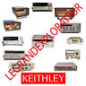 Ultimate  KEITHLEY Operation Maintenane Repair Service manual collection on DVD