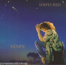 SIMPLY RED - Stars (UK 10 Track CD Album)