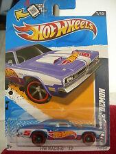 Hot Wheels '71 Dodge Demon HW Racing Blue