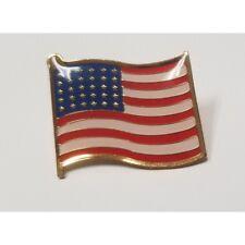 Us Flag Martial Arts Pin