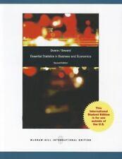 Essential Statistics in Business and Economics (Int'l Ed), Seward, Lori, Doane,