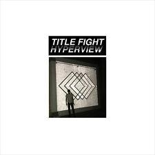 Title Fight - Hyperview [New Vinyl] Digital Download