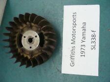 73 yamaha sl338f 338 sl EL? gp? 72? 74? magneto flywheel engine cooling fan d f
