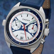 OKEAH Poljot Chronograph 3133 Okean Military Russian Watch Ocean 3133/1981599