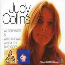 Judy Collins : Wildflowers/who Knows Where the Time Goes? CD (2006) ***NEW***