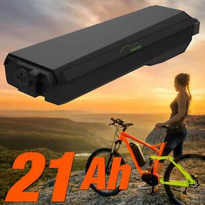 E-Bike Vision LiIon Akku 36V/21Ah 745Wh für BOSCH PERFORMANCE Line Gepäckträger
