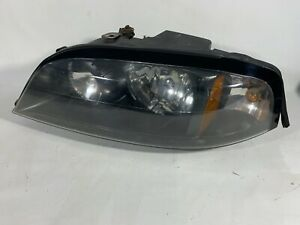 2003-2006 Lincoln LS Halogen Driver Left side headlight assembly