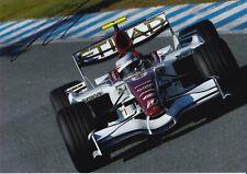 Christian Klien Hand Signed 12x8 Photo - Formula 1 Autograph F1.