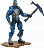 "Authentic Fortnite Solo Mode Action Figure And Accessories Pack ""Carbide"" NIB"