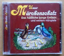 Unser Märchenschatz - Andersen - Das häßliche junge Entlein u.a. - CD neu & OVP
