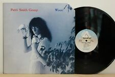 PATTI SMITH GROUP - Wave - 1979 US ARISTA AB 4221 Promo LP - VG++