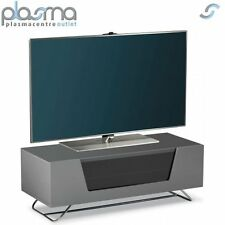 """Alphason Chromium Grey TV Stand for up to 50"""" TVs"""