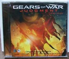 GEARS OF WAR JUDGEMENT ORIGINAL SOUNDTRACK CD NEW FACTORY SEALED   #smar15