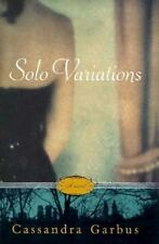 SOLO VARIATIONS GARBUS LIKE NEW 1ST EDITION - 99 CENTS