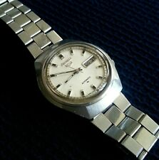 SEIKO 5 **ref. 7009 - 8450 P day-date '70 Vintage - automatic. Revisi. 03-2019
