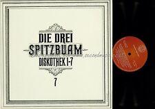 LP/DIE DREI SPITZBUAM DISCOTHEK 1-7//7