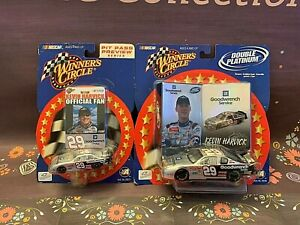 Kevin Harvick #29 Goodwrench Winner's Circle 1/43 & 1/64 NASCAR Diecast LOT