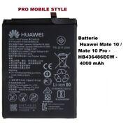 Batterie Huawei ORIGINAL Mate 10 Mate 10 Pro P20 pro Honor View 20  HB436486ECW