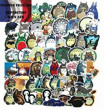Lot autocollants stickers MON VOISIN TOTORO