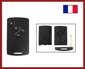 coque boitier carte clé compatible MEGANE 3 SCENIC 3 LAGUNA 3 CLIO 4 CAPTUR