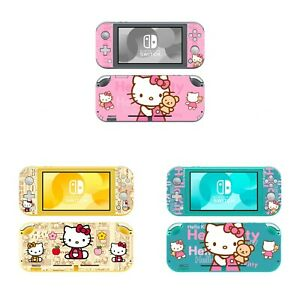 Ci-Yu-Online Hello Kitty Vinyl Skin Screen Protector for Nintendo Switch Lite
