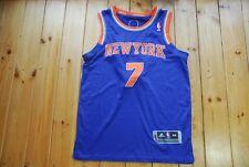NBA New York Knicks Anthony 7 Basketball Top Jersey