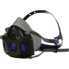 Reusable Respirator w/ Speak Diaphragm- 3M Secure Click Half Face