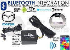 MAZDA RX-8 Bluetooth musica in streaming AUTO VIVAVOCE AUX IN 2006 - 2009 ctamzbt 001