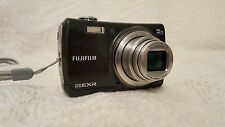 Fujifilm FinePix F200  EXR Digital Camera -5x Zoom - Black 12MP