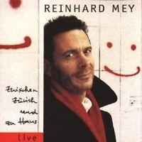 """REINHARD MEY """"ZWISCHEN ZÜRCH UND ZU HAUS"""" 2 CD NEUWARE"""