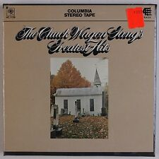 CHUCK WAGON GANG: Greatest Hits SEALED Columbia 4-Track Reel to Reel Tape '69