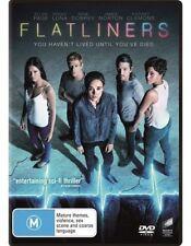FLATLINERS DVD, NEW & SEALED, 2018 RELEASE, REGION 4. FREE POST