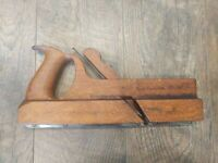 Antique Greenfield Tool Co. Wood Plane Woodworking Hand Tools