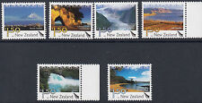 NUOVA Zelanda: viste TURISTICHE 2006 Set SG2868-73 Gomma integra, non linguellato