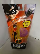 The Incredibles 2 Violet 4-Inch Action Figure with Accessory