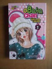OBAKA CHAN vol.1 2012 edizioni Star Comics    [G371G]
