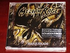 Meliah Rage: Masquerade CD 2018 Tribunal / Divebomb Records USA DIVE165 NEW