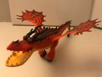 "How to Train Your Dragon Hookfang Blaster Action Figure 14"" long"