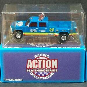 JEFF GORDON Chevy Dually 1 Ton Crew Cab ACTION RACING Platinum Series 1:64